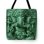 Ganesha, Hindu God Tote Bag