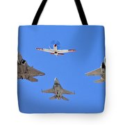 3 Generations Tote Bag
