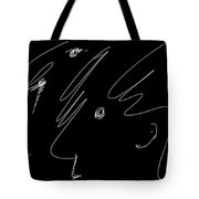 3 Gents Tote Bag