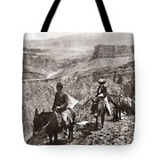 Grand Canyon: Sightseers Tote Bag