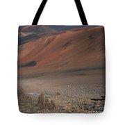 Haleakala Volcano Maui Hawaii Tote Bag