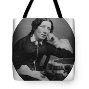 Harriet Beecher Stowe, American Tote Bag by Photo Researchers