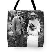 Harry S. Truman (1884-1972) Tote Bag