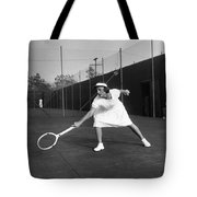 Helen Newington Wills Tote Bag