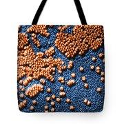 Hepatitis Virus Tote Bag