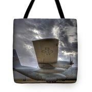 High Dynamic Range Image Of A U.s. Air Tote Bag