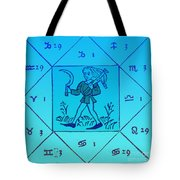 Horoscope Types, Engel, 1488 Tote Bag