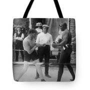 Jack Johnson (1878-1946) Tote Bag