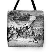 James Augustus Grant Tote Bag