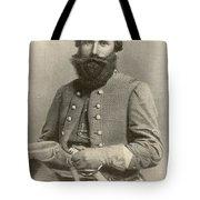 Jeb Stuart, Confederate General Tote Bag
