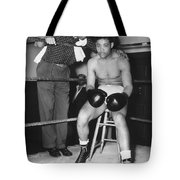 Joe Louis (1914-1981) Tote Bag