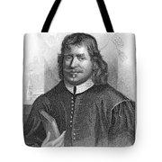 John Bunyan (1628-1688) Tote Bag