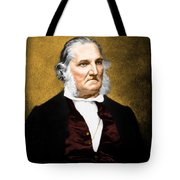 John James Audubon, French-american Tote Bag