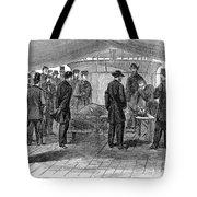 John Wilkes Booth Tote Bag