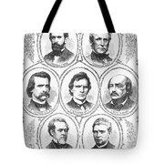 Johnson Impeachment Trial Tote Bag