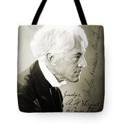 Kenesaw Mountain Landis Tote Bag