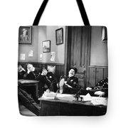 Keystone Kops Tote Bag