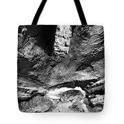 Lava Tube Cave Tote Bag