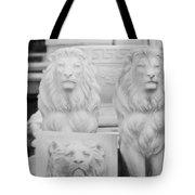 3 Lions Tote Bag