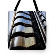 Lloyds Building Central London  Tote Bag