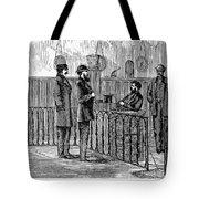 Ludlow Street Jail, 1868 Tote Bag