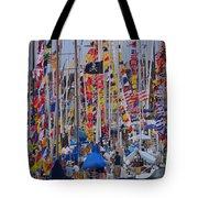 Mackinac Race Tote Bag