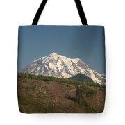 Mt Rainier Tote Bag