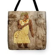 Muscular Dystrophy, Ancient Egypt Tote Bag