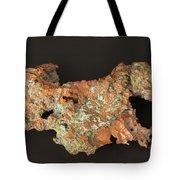Native Copper Tote Bag