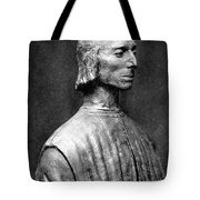 Niccolo Machiavelli Tote Bag by Granger