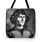 Nicolaus Copernicus Tote Bag
