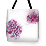 Norwalk Virus, Tem Tote Bag