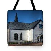 Norwegian Church Cardiff Bay Tote Bag