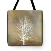 November Moon Tote Bag