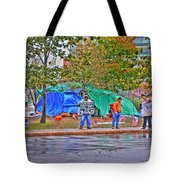 Occupy Buffalo Tote Bag