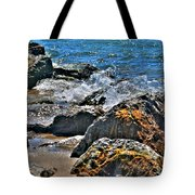 3 Of Mother Natures Finest  Textures Tote Bag