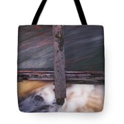 Old Mill Canal Tote Bag