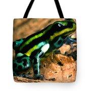 Pasco Poison Frog Tote Bag