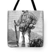 Paul Du Chaillu (1831-1903) Tote Bag