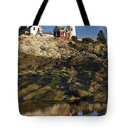Pemaquid Point Lighthouse Tote Bag