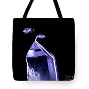 Quartz Crystal & Sparks Tote Bag