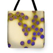 Rotavirus Tote Bag