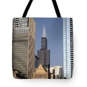 Sears Tower Tote Bag