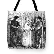 Shakespeare: Henry Vi Tote Bag by Granger