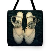 Shoes Tote Bag by Joana Kruse