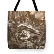 Siege Of Vicksburg, 1863 Tote Bag by Photo Researchers