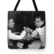 Silent Film Still: Uniforms Tote Bag