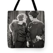 Silent Film Still: Women Tote Bag