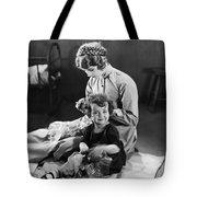 Silent Still: Children Tote Bag
