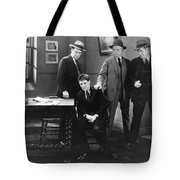 Silent Still: Punishment Tote Bag